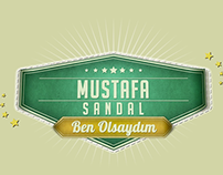 Mustafa Sandal - Ben Olsaydım (Lyric Video)