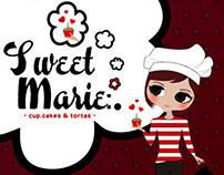 Sweet Marie:. Tortas + Cup·Cakes