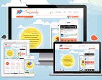 Taghreeda Website