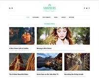 Morpheus - Personel Wordpress Blog Theme