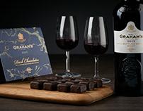 Grahams Dark Chocolate Bonbons