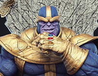 Thanos color - private commission