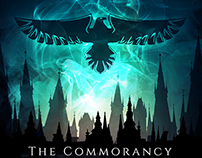 The Commorancy Series Book Covers