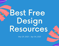 10 Best Free Graphic Design Resources Roundup #61