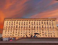 Москва жара