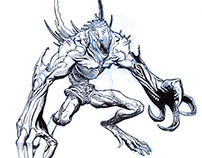 Doom - Creature designs
