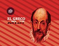 EL GRECO - Red