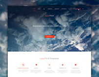 Landing page for DC