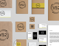 VS2 Brand Identity Packaging