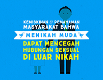 Unicef Indonesia : Child Marriage (Internal Video)