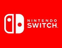 Nintendo Switch Logo Animation