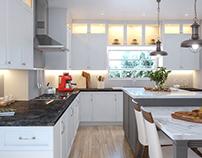 Kitchen in Boston