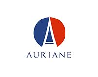 AURIANE / Logo