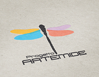Social awareness campaign: logo design and ADV