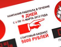 """Infographics for """"Odnoklassniki"""""""