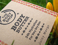 The Body Shop Packaging