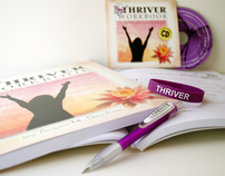 The Thriver Workbook, CD & Collateral