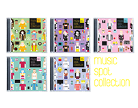 Music Spot Collection | Cd Design
