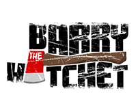 Logo: Barry the Hatchet