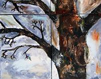 Palate Knife Paintings
