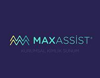 Maxassist Kurumsal Kimlik Sunumu
