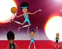 Jib Jab Basket