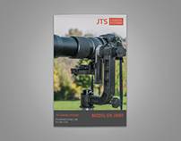 JTS Camera Systems GH-3000 Brochure
