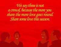 Valentine ads