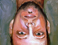 Upside Down Portraits