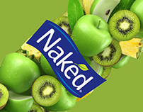 Naked Art - CGI FOOD