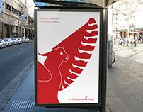 Полиграфия для варьете «Красный какаду»