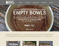 Empty Bowls - Wichita Falls Area