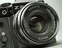 Zenit 12xp camera