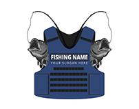 Fishing Logo Design Template