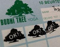 Bodhi Tree Yoga / Logo + ID