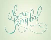 Marie Simphal - Logo design
