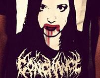 Conchace Metal T-shirt