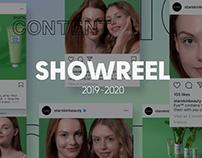 Content creators showreel