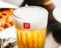 2F | Beer Garden Rebranding