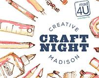 Creative Madison Craft Night