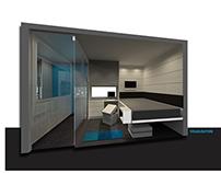 Portable Hotel Concept