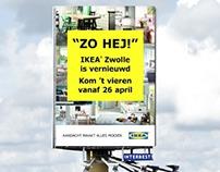 Zo Hej, IKEA Zwolle is vernieuwd