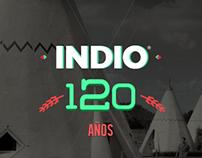 Etiquetas Indio