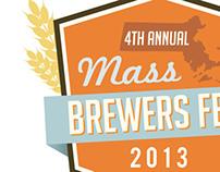 4th Annual Mass Brewers Fest Logo