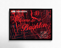 Pushing The Envelope - Postcards from Brighton