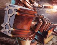 Toolcards:Fantasy, PostWorldGames