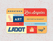LADOT Tap Card Design Competition