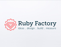 Visual Identity Ruby Factory