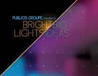 CES 2013 : Bright Lights. Big Ideas.