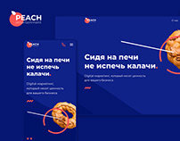 Digital Agency - Website